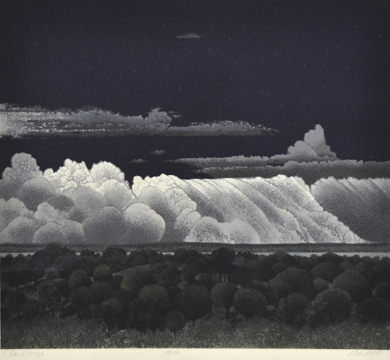 RON BOLT -- CLOUD SCAPE